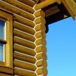 Poplar Bluff Missouri log home refinishing Permachink