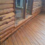 Log Home Repair and Restoration