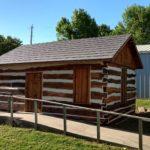 Antique Log Home Repair