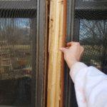 Window Trim Repair