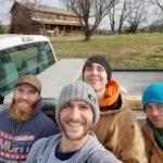 Our Crew: Brady, Scott, Isaac, and Joe (2020)