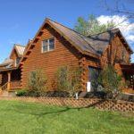 Completion of Log Home Restoration
